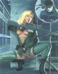 solid snake hentai lusciousnet metal gear solid video games pictures album sorted hot page
