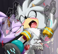 sonic and blaze hentai fef sonic team blaze cat silver hedgehog hentai cartoon search results