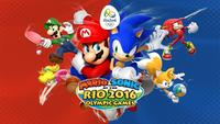 sonic and mario hentai mario sonic rio olympic games artwork