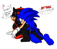 sonic and shadow hentai lusciousnet sonic shadow hentai pictures album rule female versions male characters