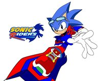 sonic and shadow hentai pre saber burst sonic riders style chris animated morelikethis artists