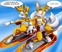 sonic and tails hentai tailsko female tails furries pictures album