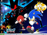sonic and tails hentai sonic heroes captricosakara morelikethis customization screenshots windows