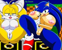 sonic and tails hentai nobody rule sonic team tails furries pictures luscious hentai
