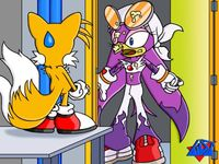 sonic and tails hentai sonic riders team tails furries pictures album wave tagged sorted position tea