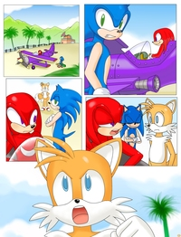 sonic hentai comics allcreator sonic doujin project pictures user