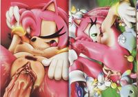 sonic hentai newgrounds amy rose chao sonic team hentai pictures album furries sif