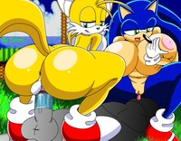sonic tails hentai tailsko female tails hentai anal furry knuckles sonic