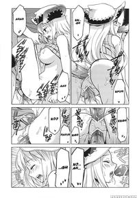 soul eater hentai pictures mangasimg manga thompson sisters are soul eater