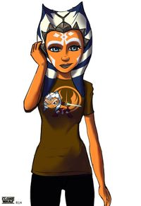 star war the clone wars hentai cff star wars clone art ravick ahsoka tano