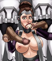 star wars hentai pics lusciousnet pictures search query star wars hentai collection page
