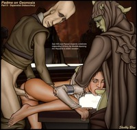 star wars the clone wars hentai pics gallery gal clonewars ero comics shabbyblue star wars clone hentai