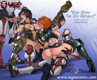 star wars the old republic hentai star wars old republic hentai kras legiocomix posts porno toons iii