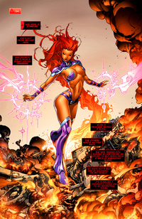 starfire hentai images category comics