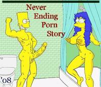 storyline hentai simpsons never ending porn story