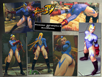 street fighter 4 hentai skin cammy sfa outfit acethylen street fighter