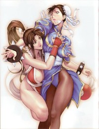 street fighter hentai pics wallpaper hentai street fighter cleavage huge