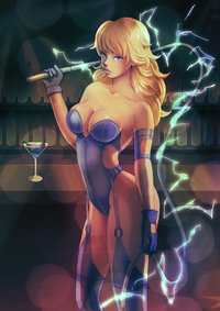 streets of rage hentai pre electra from streets rage sagaman morelikethis fanart digital drawings games