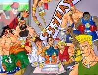 super street fighter hentai street fighter anniversary mawnbak zvqju morelikethis fanart manga digital games