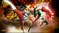 super street fighter hentai street fighter tekken cool beauties kaboxx rec morelikethis fanart wallpaper games