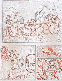 teen titan e hentai pre teen titans sketch hentai preview erolulz cmcv morelikethis artists manga traditional panels