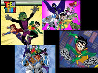 teen titan hentai ms superheroes teentitans cartoon teen titans