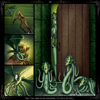 tentacle hentai stories bobbydando pictures user tentacle dungeon part page all