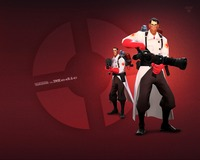 tf2 hentai wallpaper video games medic team fortress game