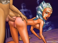 the clone wars hentai data galleries cartoon reality comics clone wars category