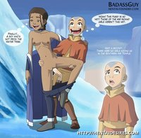 the last airbander hentai avatar last air bender porn page