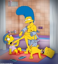 the simpson porn hentai media original marge simpson simpsons hentai lust porn