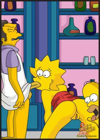 the simpson porn hentai simpsons hentai stories butt naked