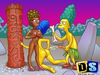 the simpsons sex hentai gallery simpsons show perfect