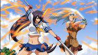 three kingdoms hentai review ikki tousen great guardians xtreme xecutor