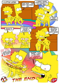 toon comic hentai media original hentai simpsons lisa trollop toon hentia comics