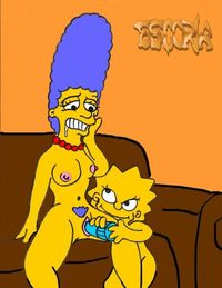 toon family hentai simpsons hentai stories mmm delicious buffalo