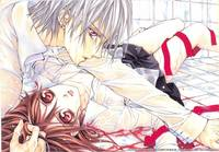vampire anime hentai vampire knight guilty being softcore porn