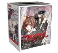 vampire knight hentai doujinshi product manga book vampire knight graphic novel box set exclusive cards import bundle