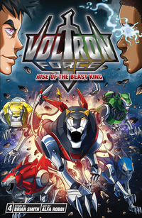 voltron force hentai product manga book voltron force graphic novel rise beast king