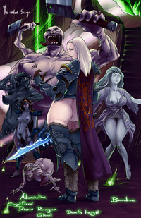 warcraft 3 hentai blackchain undead scourge pictures user page