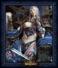 warcraft hentai gallery albums hentai wallpaper mix toons azazel death knight lady blaumeux world warcraft knights wallpapers unsorted