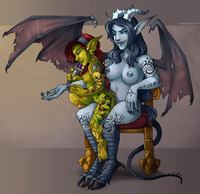warcraft hentai gallery ffce goblin world warcraft succubus