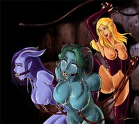 warcraft hentai pics punished draenei girls page