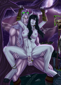 warcraft hentai pics ddabba bad suumunster world warcraft draenei night elf