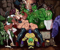 warcraft troll hentai goblin gunnmx world warcraft blood elf human orc tauren troll