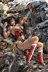 wonder women hentai comic wonderwoman alrio