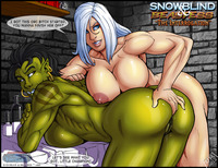 world of warcraft human hentai max blackrabbit world warcraft human orc