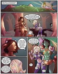 world of warcraft orc hentai data abd eaab show axe blood elf blush bound bovine bow weapon