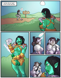 world of warcraft orc hentai shia pictures user orc human page all