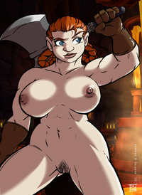 wow dwarf hentai dalehan pictures user wow female dwarf page all